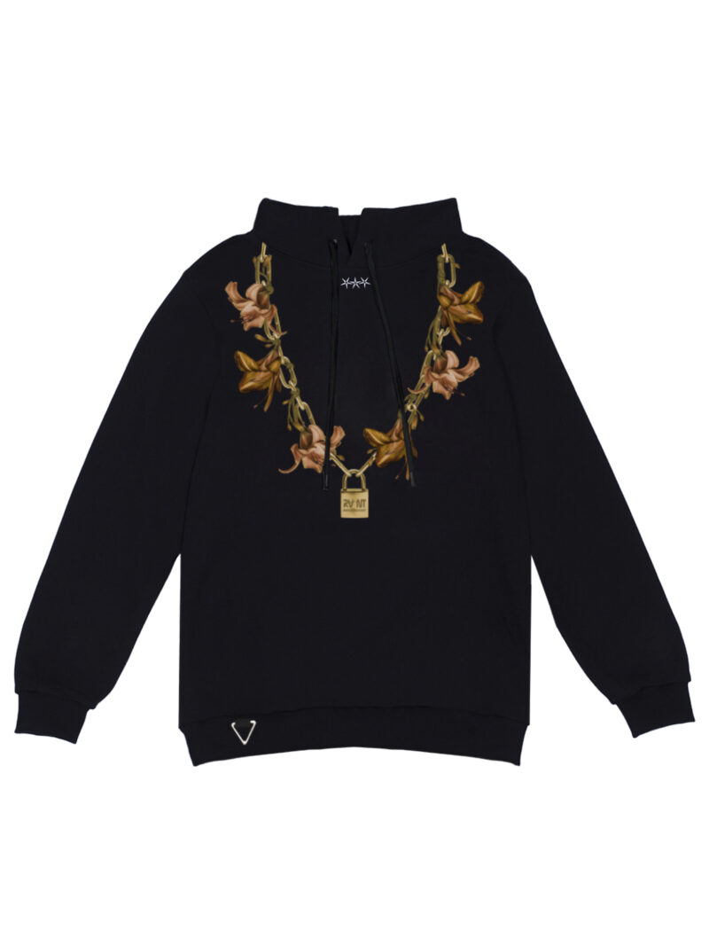 HOODIE FC GOLD_FRONTE